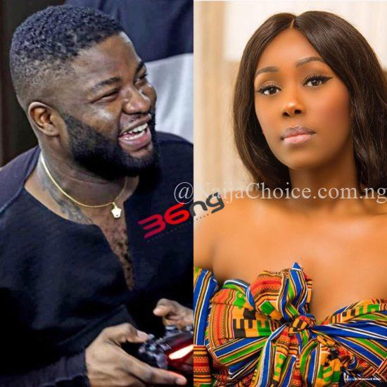 Skales and his girlfriend celebrate 1 year dating anniversary