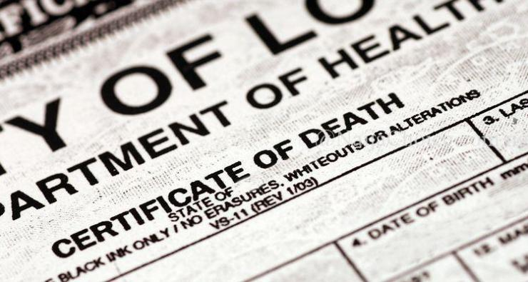 Why You Should Obtain Death Certificate Of Your Loved Ones