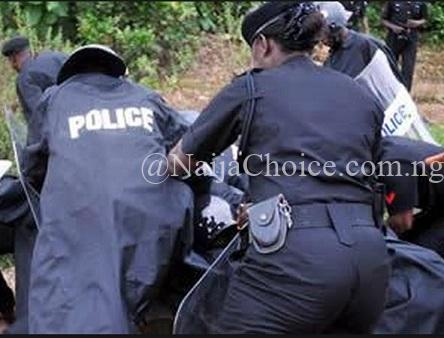 Woman Allegedly Pours Hot Pot Of Rice On Policewoman In Lagos