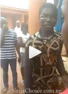 Man Allegedly Kills Lady In Calabar, Uses Her Corpse To Cook Peppersoup He Sold To People (Graphic Video)