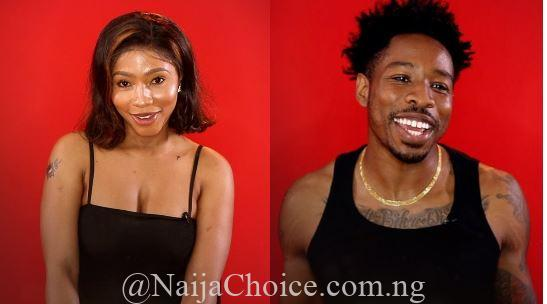 BBNaija: Ike And Mercy Talk About Saturday Night's Alleged S*x (Video)