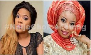 Actresses At War: How Toyin Abraham & Lizzy Anjorin Fell Apart