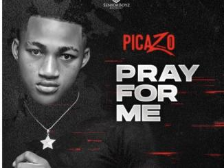 DOWNLOAD MP3: Picazo – Pray For Me