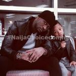 Mr P Sends Heartwarming Birthday Shout Out To Son, Cameron Okoye As He Turns 11