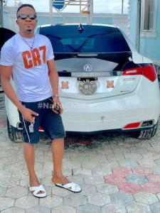 EFCC Arrests Chief Of Internet Fraud In Delta, See His Expensive Cars & Mansion (Photos)