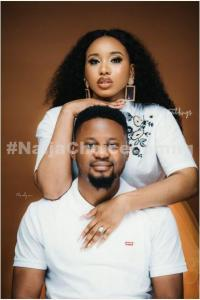 Met In University Of Abuja: This Pre-wedding Shoot Will Melt Your Heart