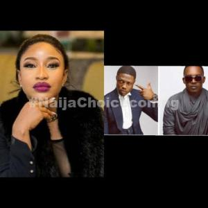 Tonto Dikeh Expresses Willingness To Join Vector & MI In The 40 Million Rap Battle