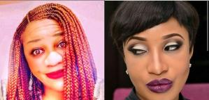 Blogger Stella Dimoko Exposes Tonto Dikeh's 'Dirty Secrets' As They Fight Online