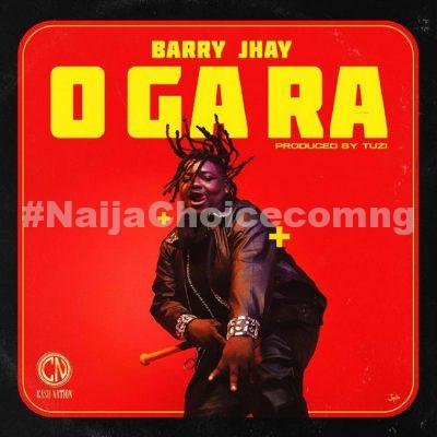 DOWNLOAD MP3: Barry Jhay – O Ga Ra