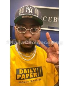 Dubai hotel delivered Davido's Expensive Drink With An Armored Tank || Watch Video