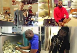 EFCC Calls For Petitions Against Hushpuppi, Investor BJ, Baddyosha, Others