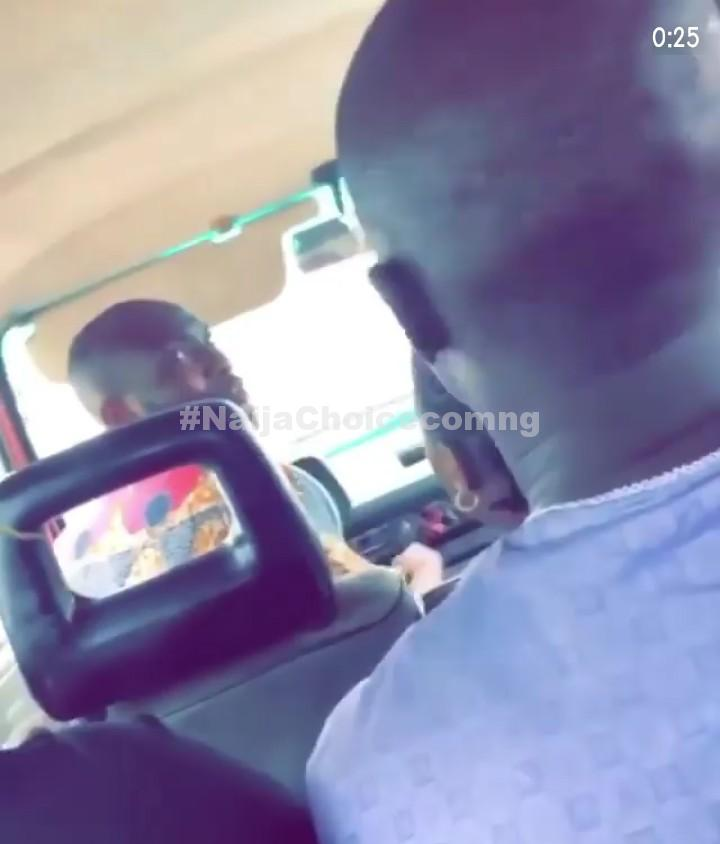Man Causes Stir In A Bus After Insisting On Paying For His Fare With Bank Transfer