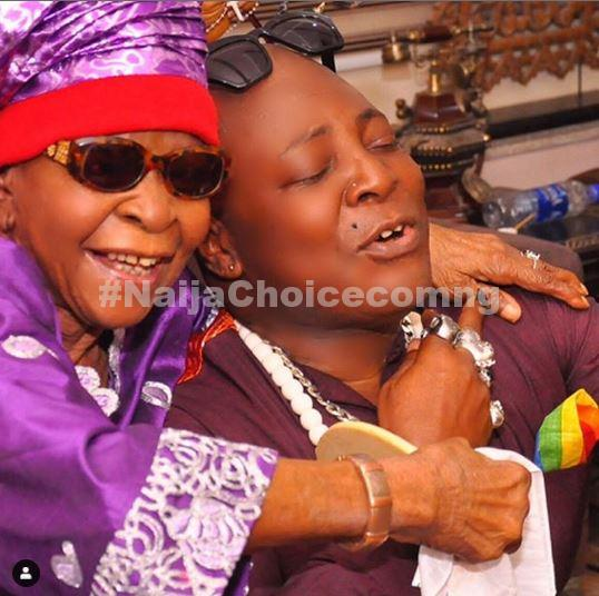 My Mum Was A Witch - Veteran Entertainer, Charly Boy Speaks About His Late Mother