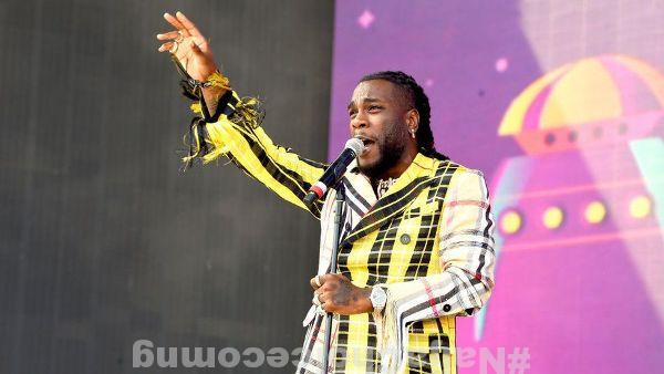 Nigerian Pop Star, Burna Boy Gets Grammy Nomination