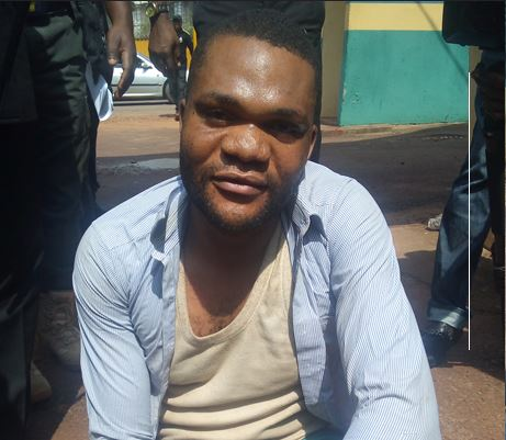 Police Nab Pastor Who R*ped Woman After Inviting Her For Prayers (Photo)