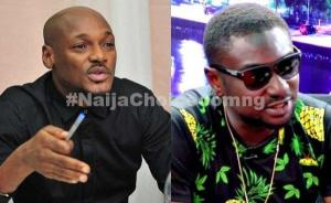 Sue me or shut up – Tuface replies Blackface's allegation