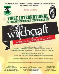 UNN Witchcraft Conference: CAN Fixes Prayer Conference On The Same Date