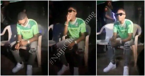 😂Wizkid Trends On Twitter Has He Experience Hell In Ilorin || Watch Video
