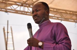 Apostle Suleman Cautions Nigerians About Insulting President Buhari