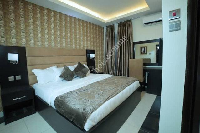Check Out The New Hotel Mercy Johnson's Husband Built  In Lagos (Photos, Video)