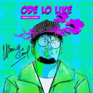 DOWNLOAD MP3: Wande Coal – Ode Lo Like