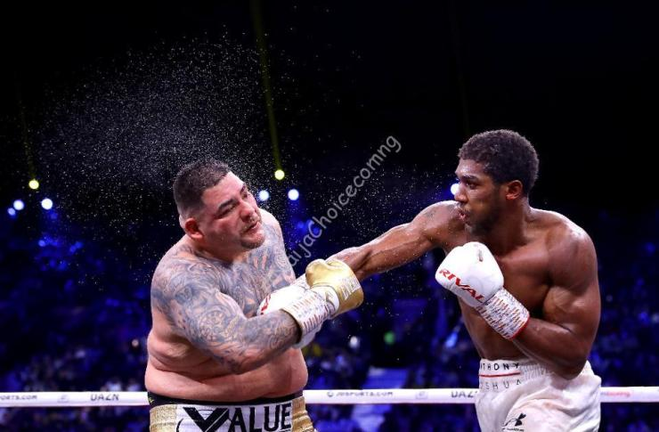Five Lessons Learnt From Anthony Joshua's Comeback Victory