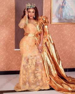 KING OF QUEENS! Iyabo Ojo Celebrates Her 42years Old  Birthday With Beautiful Photos