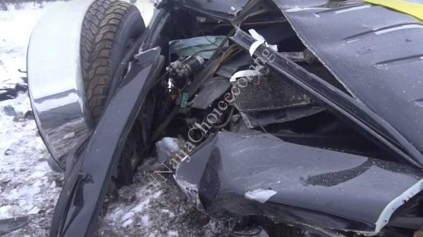 SHOCKING! A Blogger Destroys His ₦120M MercedesAMG G63 SUV By Dropping It From Helicopter