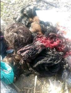Slay Queen Gives Her Life To Christ, Burns Her Makeup Kit, Wigs & Trousers (Photos)