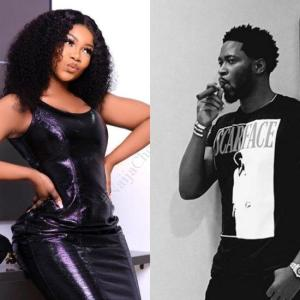 Tacha reportedly part ways with her manager, Teebillz