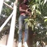 Man Commits Suicide By Hanging As Girlfriend He Trained In School Dumps Him (Graphic)