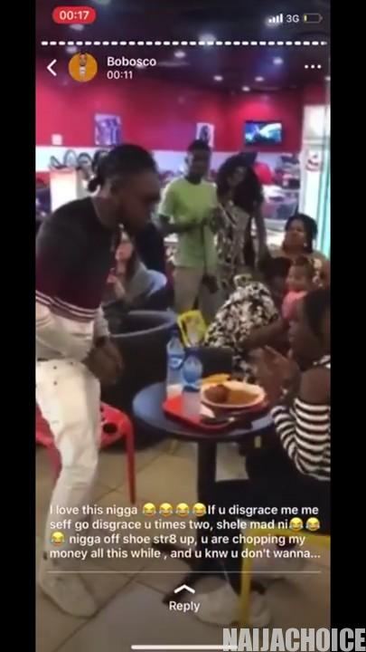 [VIDEO] What A Guy Did After His Girlfriend Rejected His Proposal    Watch Video