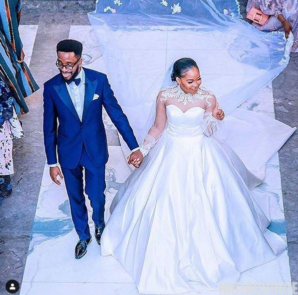 Wow! See The Awesome Photos From The Wedding Of Vice President, Osinbajo's Nephew, Laolu