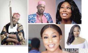 Check Out 5 Nigerian Celebrities Who Were Born Into Royalty
