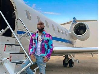 Is Davido Rubbing His Father's '$62m' Private Jet On People's Faces? Check Out What He's Saying