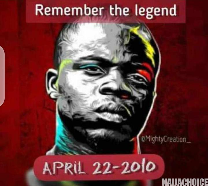 10 Years Ago, Dagrin Passed Away, Here Is A Recollection Of That Fateful Day