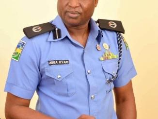 Abba Kyari & His Ranks From SP, CSP, ACP To Deputy Commissioner Of Police (Pics)