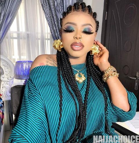 Bobrisky flaunts the interior of his luxurious home (video)