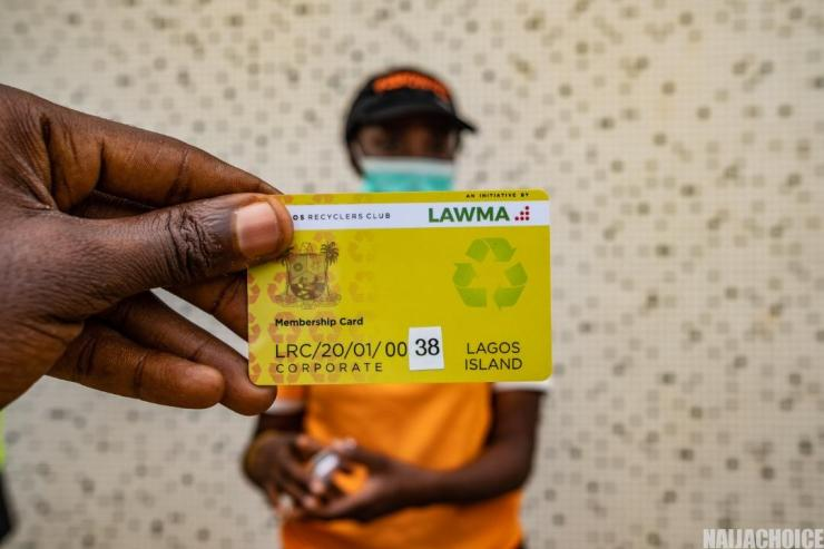 LAWMA Successfully Test Runs Mobile App That Allows Residents Receive Incentives