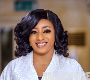 Mide Martins posts beautiful images as she celebrates her lockdown birthday alone