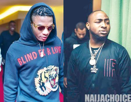 Wizkid Inspired Me To Become A Singer – Davido