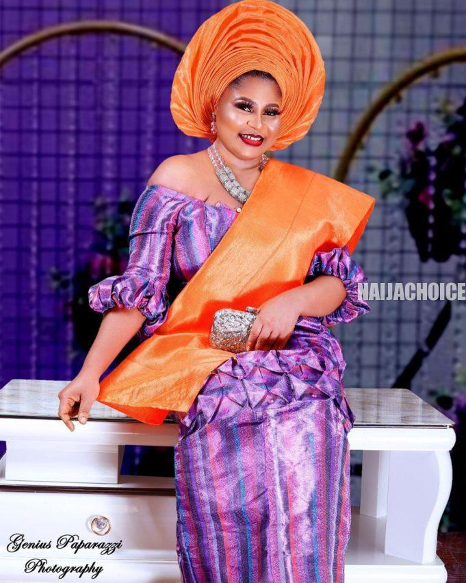 'All I want is birthday s*x' – Nollywood actress, Joke Jigan cries out on her birthday