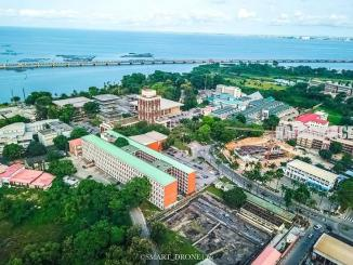 Best Drone Shots Of UNILAG (Day & Night Photos)