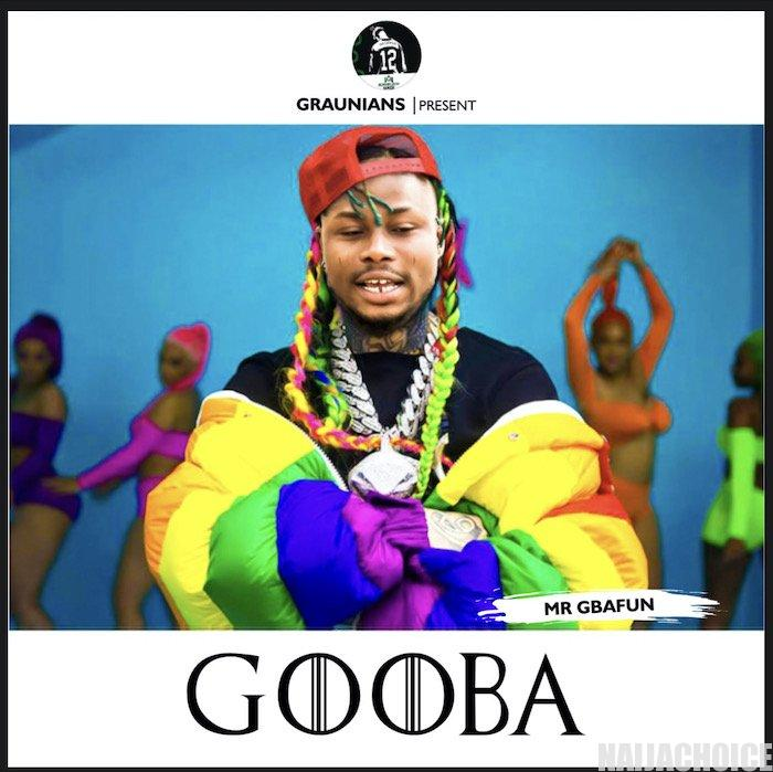 DOWNLOAD MP3: Mr Gbafun –  Money (Gooba Refix)