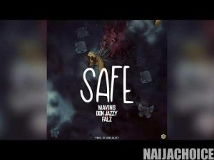 DOWNLOAD music: Don Jazzy x Falz – Safe