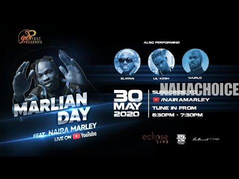 DOWNLOAD VIDEO: Naira Marley – Marlians Day Online Concert