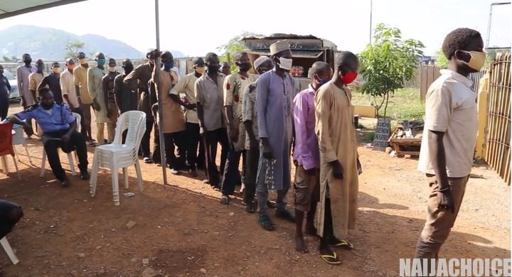 FCTA Arrests 68 Travellers From Kano, Zaria And Edo Hidden In Trucks