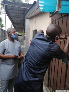 Lagos Government Seals Hotel, Night Club In Badagry. To Prosecute Owners (Pics)