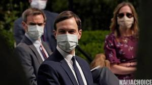 White House Staffers To Wear Face Masks In West Wing