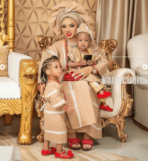 """""""I'm blessed and highly favored from God"""" – Alaafin of Oyo's wife, Aanu celebrates her birthday"""